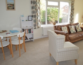 The Crabpot holiday cottage, Overstrand, Norfolk