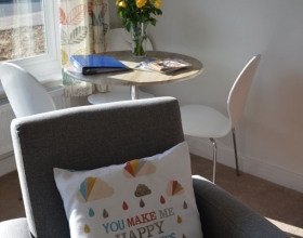 The Lobsterpot holiday cottage, Overstrand, Norfolk