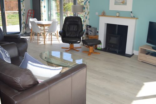 The Anchorage (sleeps 4), Cromer - Funky designed interior