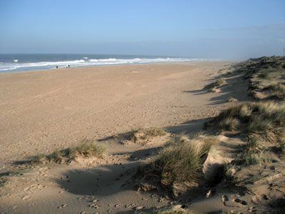 Winterton-On-Sea-beach-looking-south
