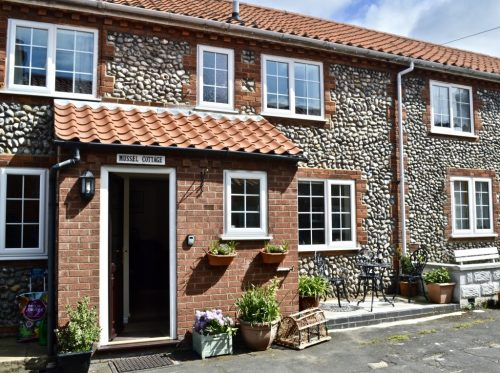 Mussel Cottage - Sheringham holiday cottage