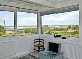 St Nicholas Cottage - Bird watching paradise, Salthouse